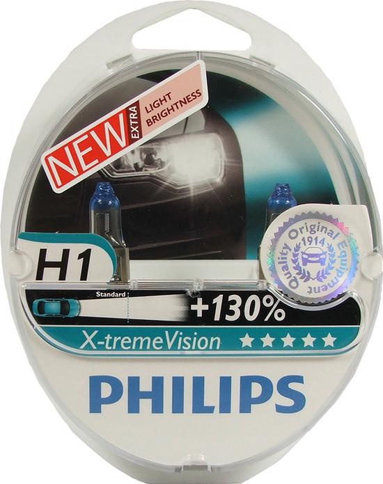 philips h1 x treme vision 130 12258xvs2. Black Bedroom Furniture Sets. Home Design Ideas